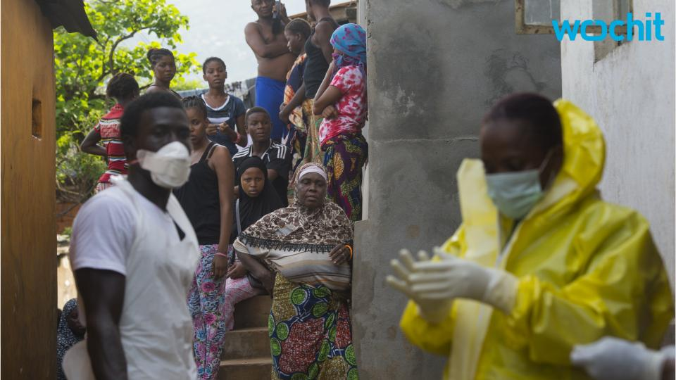 Sierra Leone Registers Rise in New Ebola Cases