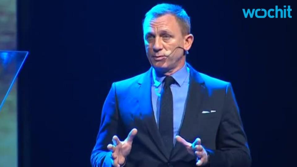"Daniel Craig's Sports New Rugged Look For 'Logan Lucky"" Daniel Craig"